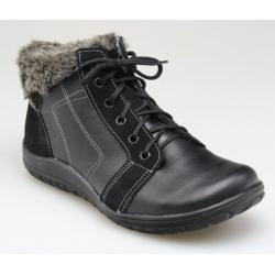 Dámska obuv N 192/1CH/60 ČIERNA