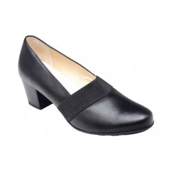 Dámska obuv AL 8730-3R NERO