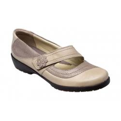 Dámska obuv CS 8019 BEIGE