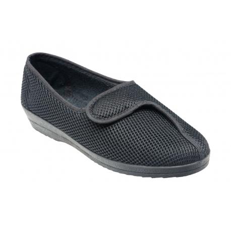 Pánska domáca obuv AB 961225 NEGRO