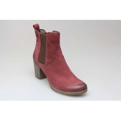 Dámska obuv EKS 600-1C WINE