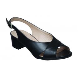 Dámska obuv AL 9K80-1R NERO