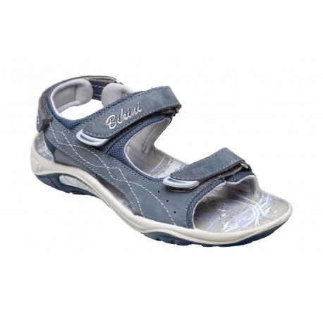 Dámska obuv OR 60256 MODRA