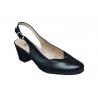 Dámska obuv AL 9K27-1R Nero