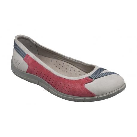 Dámska obuv MDA V159-3C RED