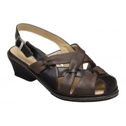 Dámska obuv CS 1509 SMOKE
