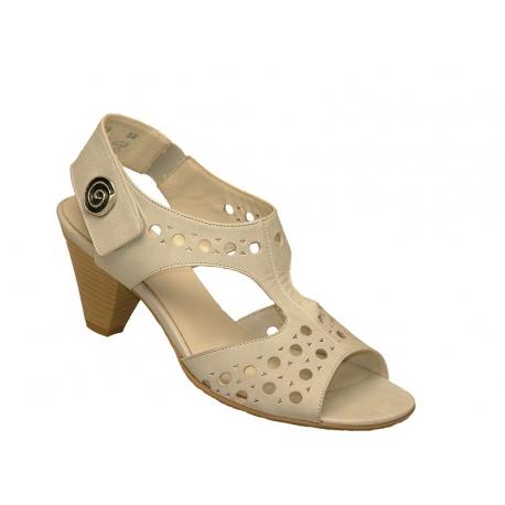 Dámska obuv AL 9E893 BÉŽOVÁ